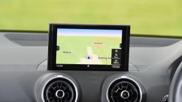 Audi Q2 - sat-nav