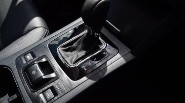 Subaru Outback - gear lever