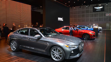 Genesis - LA Motor Show