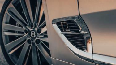 Bentley Continental GT Speed Convertible - wheel