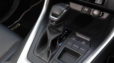 Toyota RAV4 - centre console