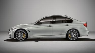 BMW M3 30 Jahre UK edition - side