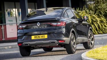 Renault Arkana - rear action