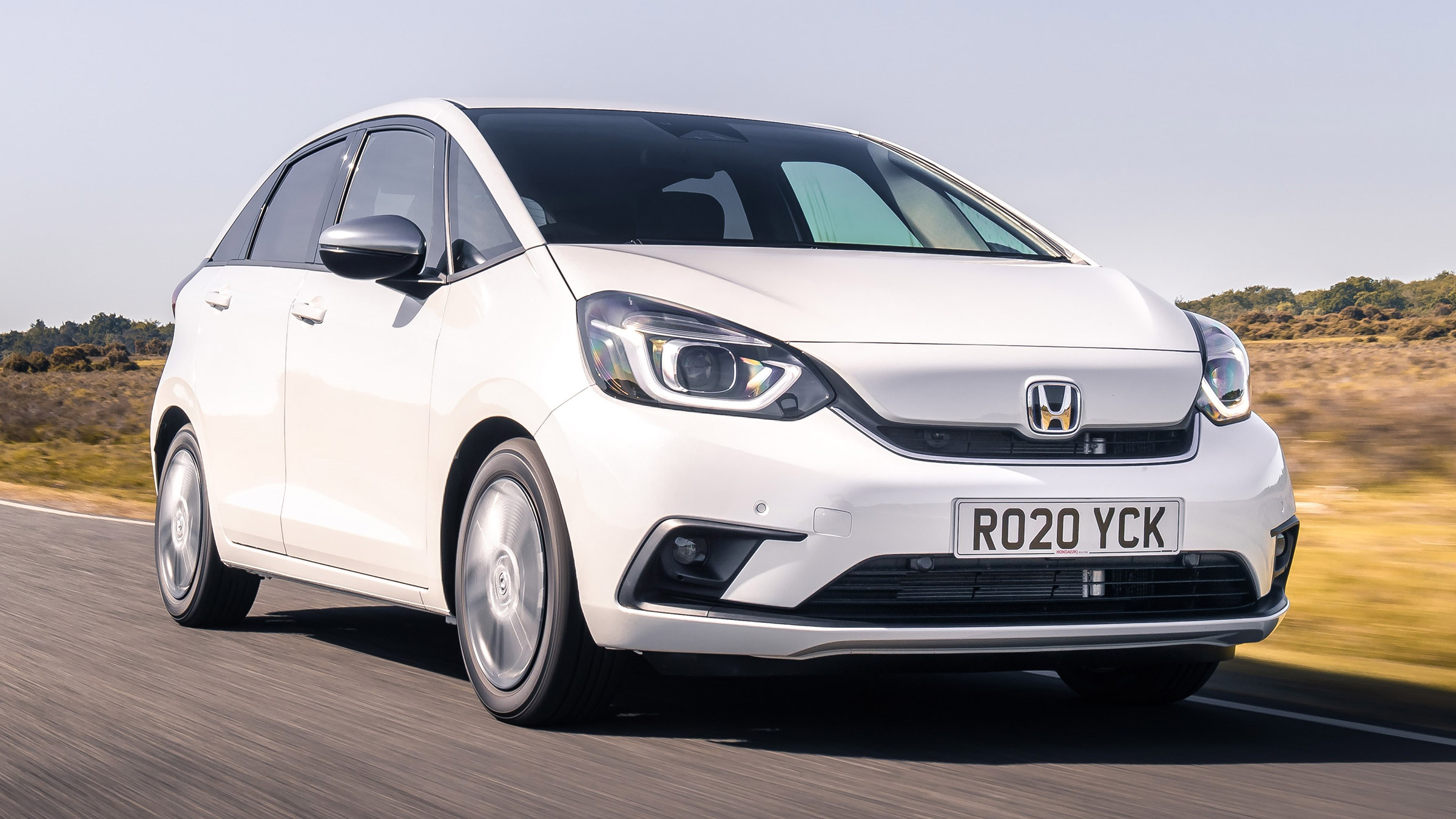 Honda Jazz Review Mpg Co2 And Running Costs Auto Express