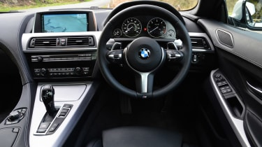 BMW 6 Series Gran Coupe 2014 interior