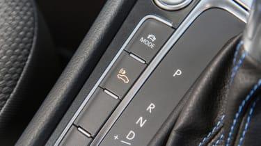 Volkswagen e-Golf - controls