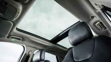 Ford Edge - panoramic roof