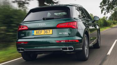 Audi Q5 55 TFSI e - rear