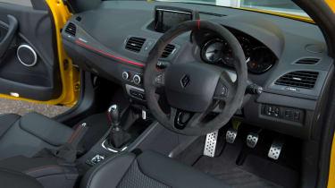 Renaultsport Megane 275 - interior