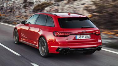 Audi RS 4 Avant - rear