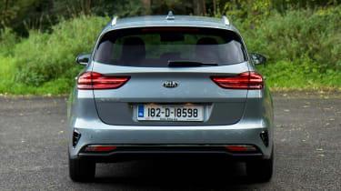Kia Ceed SW - full rear
