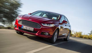 Ford Mondeo 2014 front