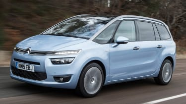 Citroen Grand C4 Picasso - best used MPVs and people carriers