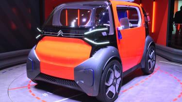 Citroen AMI ONE concept - Geneva front static