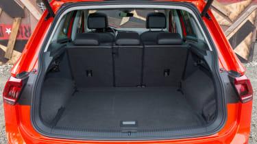Volkswagen Tiguan 2016 - boot