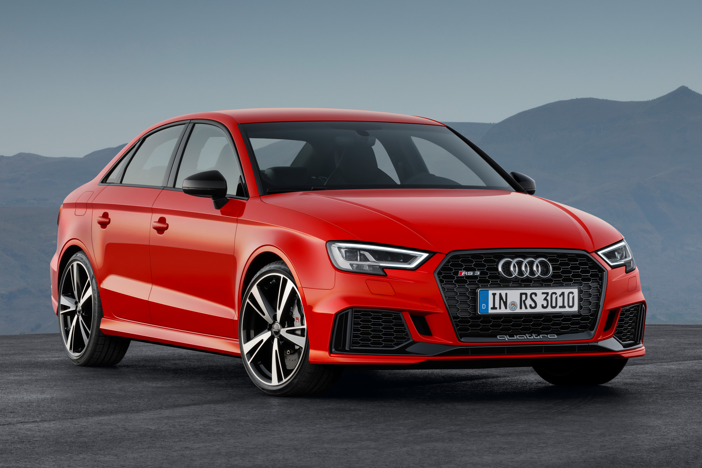New Audi Rs3 Saloon Prices And Specs Revealed Auto Express