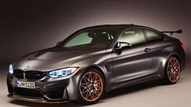 BMW M4 GTS - front