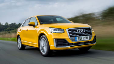 Audi Q2 Mpg Co2 Emissions Road Tax Insurance Groups Auto Express