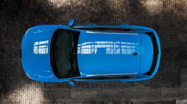 Audi Q3 - above