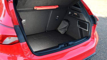 Ford Focus - boot