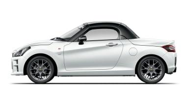 Daihatsu Copen GR Sport - side