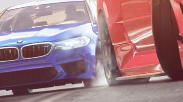 2017 BMW M5 Need for Speed