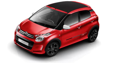 Citroen C1 Urban Ride - front static