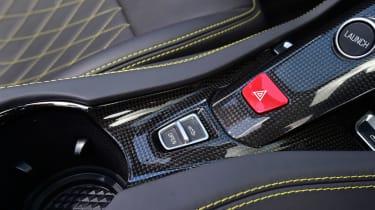 Ferrari California T Handling Speciale - centre console