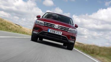 Volkswagen Tiguan 2.0 BiTDI - full front