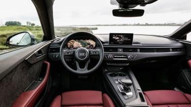 Audi A5 Coupe 2016 - interior