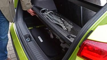 Hyundai Kona Electric Premium SE - long term first report boot