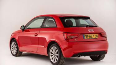 Used Audi A1 - rear