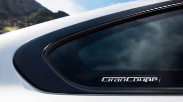 BMW 4 Series Gran Coupe 430d xDrive - Hofmeister kink rear window