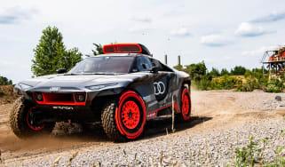 Audi RS Q e-tron to hit the 2022 Dakar Rally