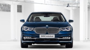 BMW 7 Series THE NEXT 100 YEARS - front