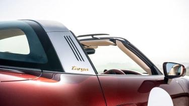Porsche 911 Targa 4S Heritage Design Edition - Targa