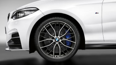 BMW M240i M Performance Edition - wheel