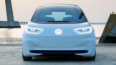 Volkswagen I.D. - full front static