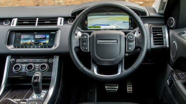 Range Rover Sport HSE MY2017 - interior