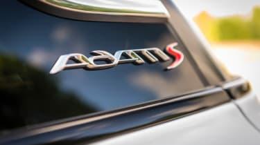 Vauxhall Adam S Rocks 2016 - badge