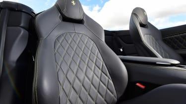 Ferrari California T Handling Speciale - front seats