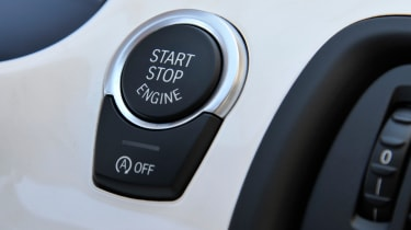 BMW 640i Gran Coupe stop-start