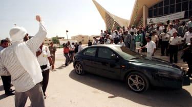 Muammar Gaddafi Libyan Rocket