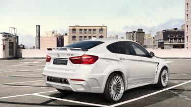 Hamann BMW X6 M50d - rear three quarter