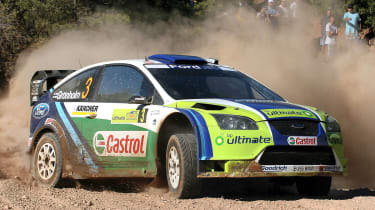 Ford Focus RS WRC 06