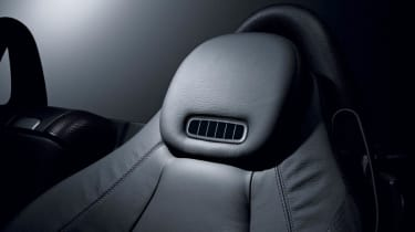 Merc seat