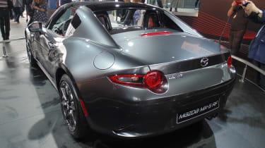 Mazda MX-5 RF - rear Goodwood