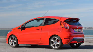Used Ford Fiesta ST - rear
