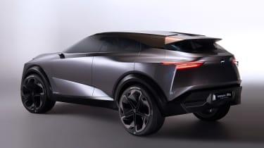 Nissan IMQ concept - rear studio