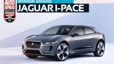 Design Award 2017 - Jaguar I-Pace
